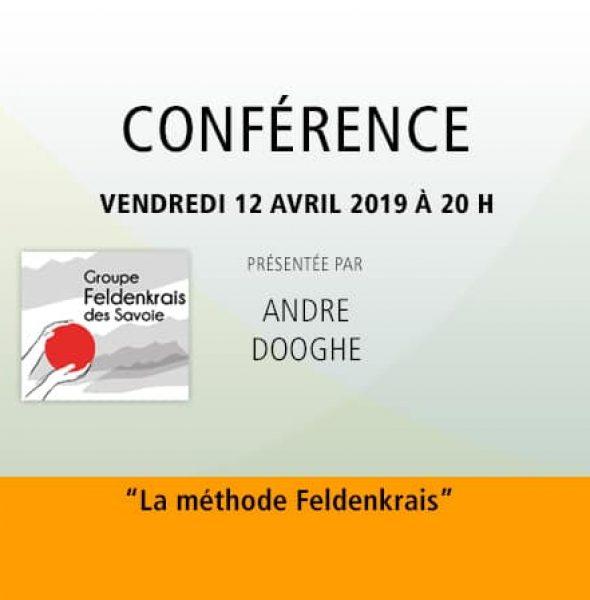 André Dooghe : La méthode Feldenkrais