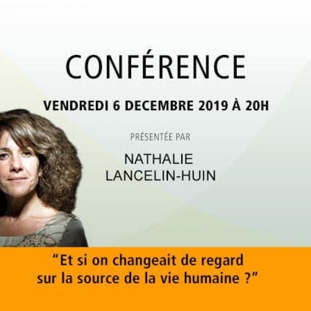 Écouter et télécharger la conférence de Nathalie Lancelin-Huin