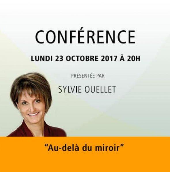 Sylvie Ouellet : Film «Au-delà du miroir» et débat