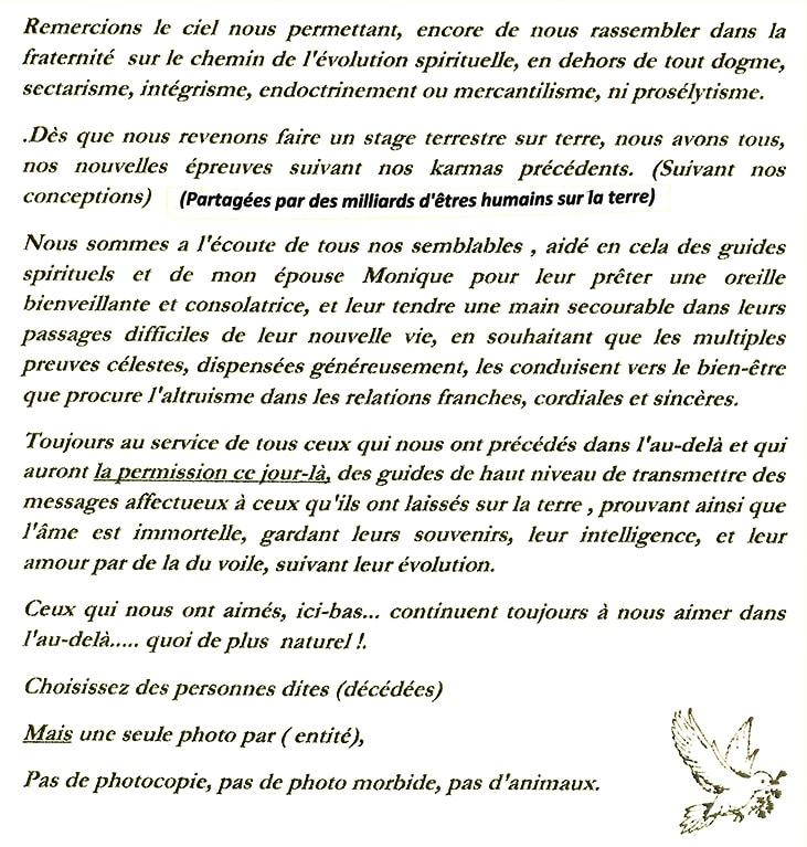 Léo Rosenblum Texte